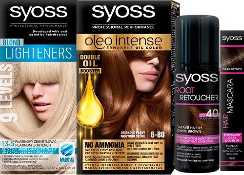 syoss 6x rowenta produkty